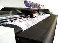 A commercial printer